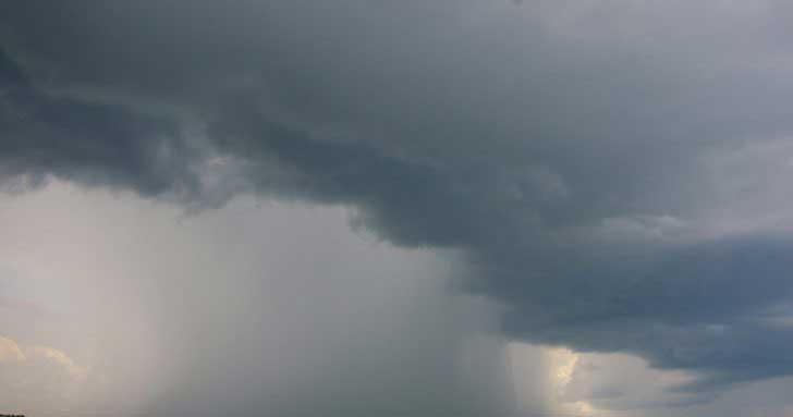تساقطات مطرية  على مناطق متفرقة من البلاد (المقاييس)