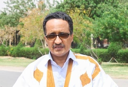 وزير الخارجية الموريتاني يلقى محاضرة حول التعديلات الدستورية