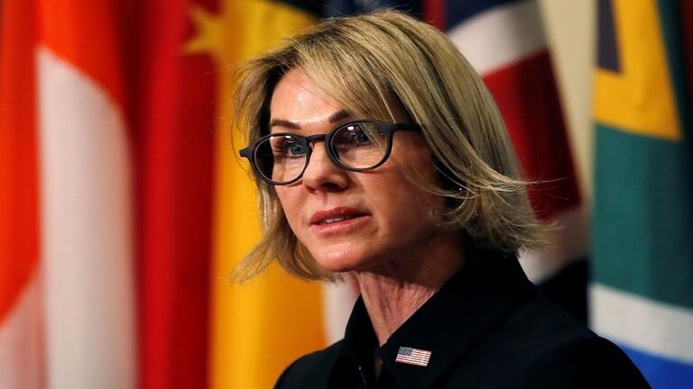 السفيرة الأمريكية في الأمم المتحدة كيلي كرافت