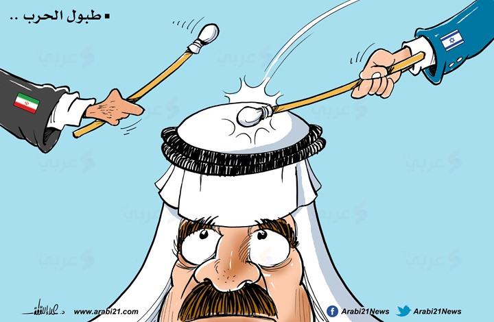 العرب وطبول الحرب!