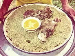 """إعلان ترويجي لــ """"ماتل"""" يسئ إلى أشهر وجبات الشرق الموريتاني..!"""