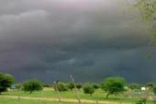 أمطار خفيفة إلى متوسطة على 6 ولايات من الوطن