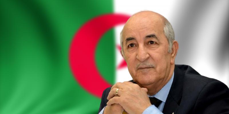 المرشح المستقل عبد المجيد تبون