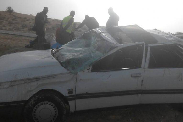 قتيلان وجرحى في حادثي سير في مقاطعة المذرذرة