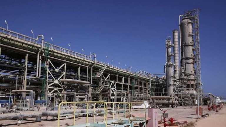 أحد حقول النفط الليبية - أرشيف -