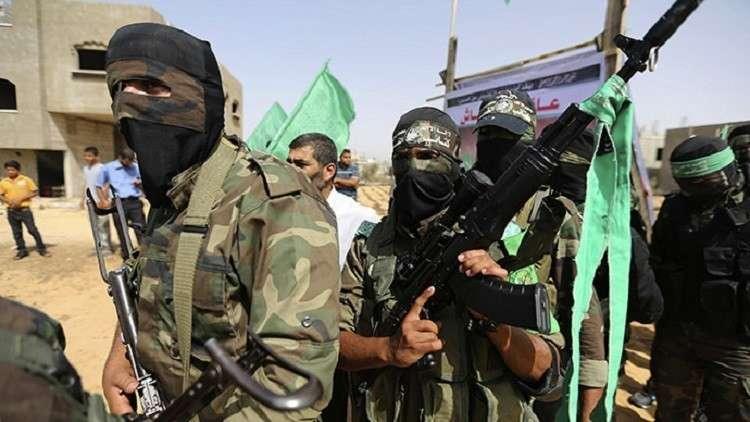 """""""حماس"""" تدعو إلى الاشتباك مع الجيش الإسرائيلي احتجاجا على """"مؤتمر البحرين"""""""