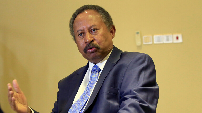 رئيس وزراء السودان