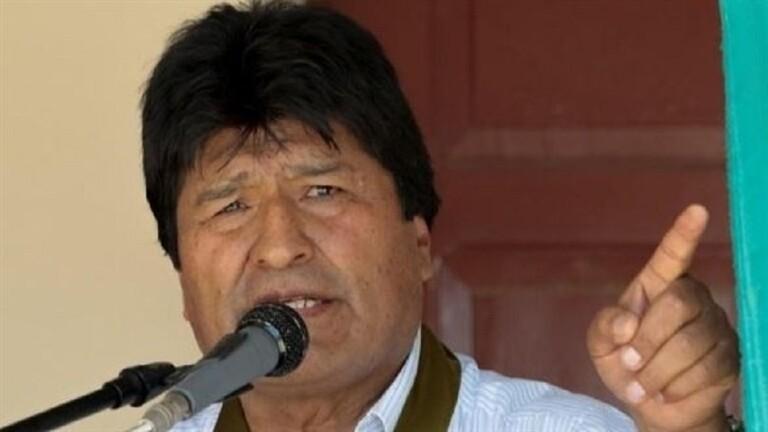 رئيس بوليفيا المستقيل يلجأ إلى المكسيك