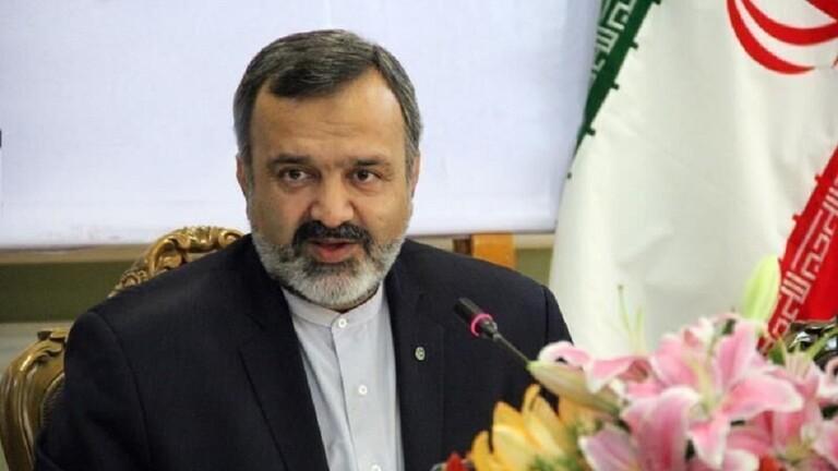 رئيس منظمة الحج الإيرانية، علي رضا رشيديان