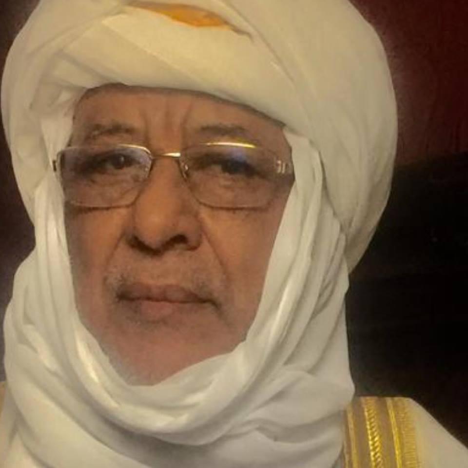 العميد عبد الله السيد
