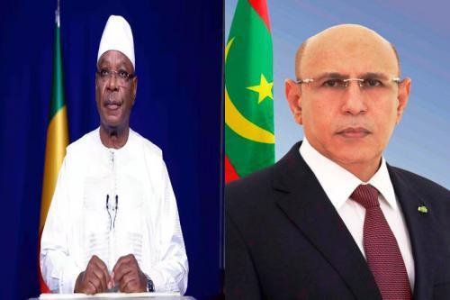 اتفاق موريتاني مالي يقضي بغلق الحدود بين البلدين (بيان)