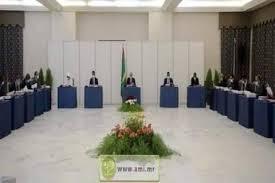 مجلس الوزراء يجتمع في دورته العادية بالقصر