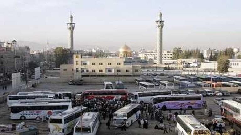 مجمع مرقد السيدة زينب بالقرب من دمشق