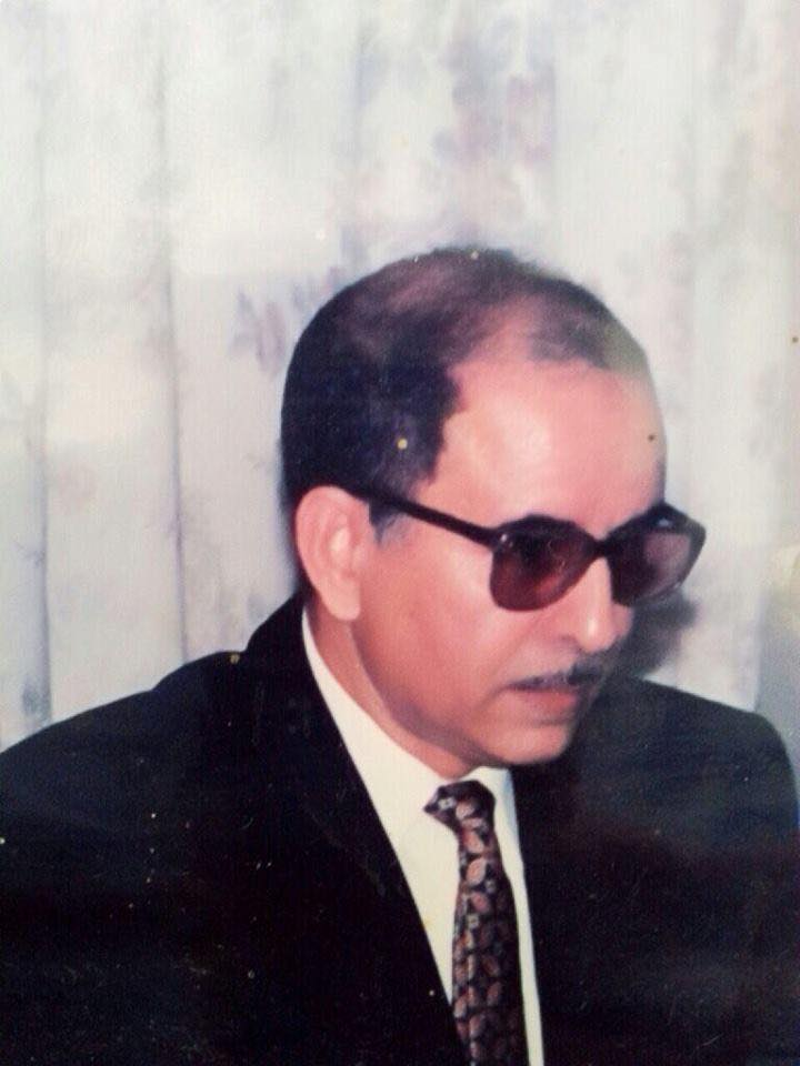 الأستاذ  محمد يحظيه ولد ابريد الليل