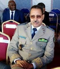 اللواء مسغارو ولد اغويزي القائد العام للحرس الوطني