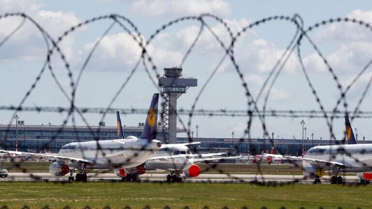 مطار برلين - ألمانيا - أرشيف