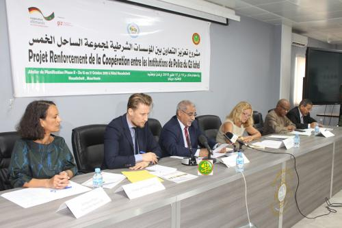 موريتانيا تحتضن ورشة حول تعزيز التعاون الأمني بين الدول الخمس