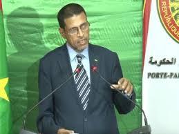 وزير الصحة نذير ولد حامد