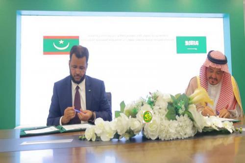 موريتانيا والسعودية توقعان اتفاق ترتيبات الحج للموسم 1441