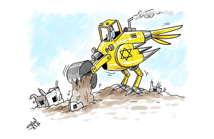 السلام على الطريقة الإسرائيلية