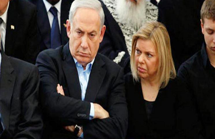 نتنياهو وزوجته يدليان بشهادتهما في قضية تشهير ضد صحفي