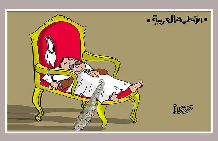 الأنظمة العربية