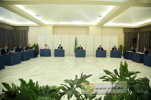 موريتانيا.. مجلس الوزراء يجتمع في دورته العادية