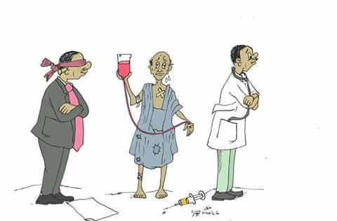 إضراب الأطباء!
