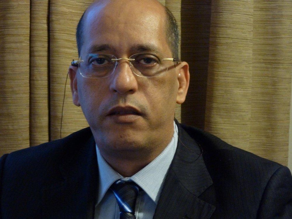 عبد الله ولد محمدي