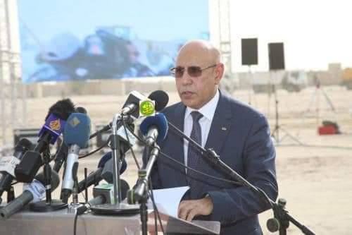 نص خطاب رئيس الجمهورية بمناسبة انقضاء ستة أشهر من مأموريته