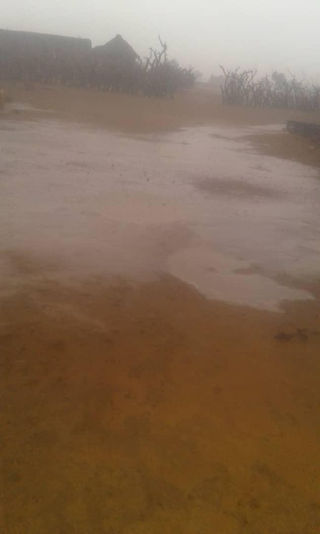 أمطار  مدن عدل بكرو فصالة؛ بوصطيلة؛ آمرج (المقاييس)