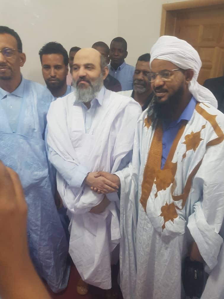 أحدث صور  للشيخ الرضا 15 جنوب العاصمة نواكشوط (صور)