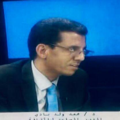 د. محمد ولد بادي