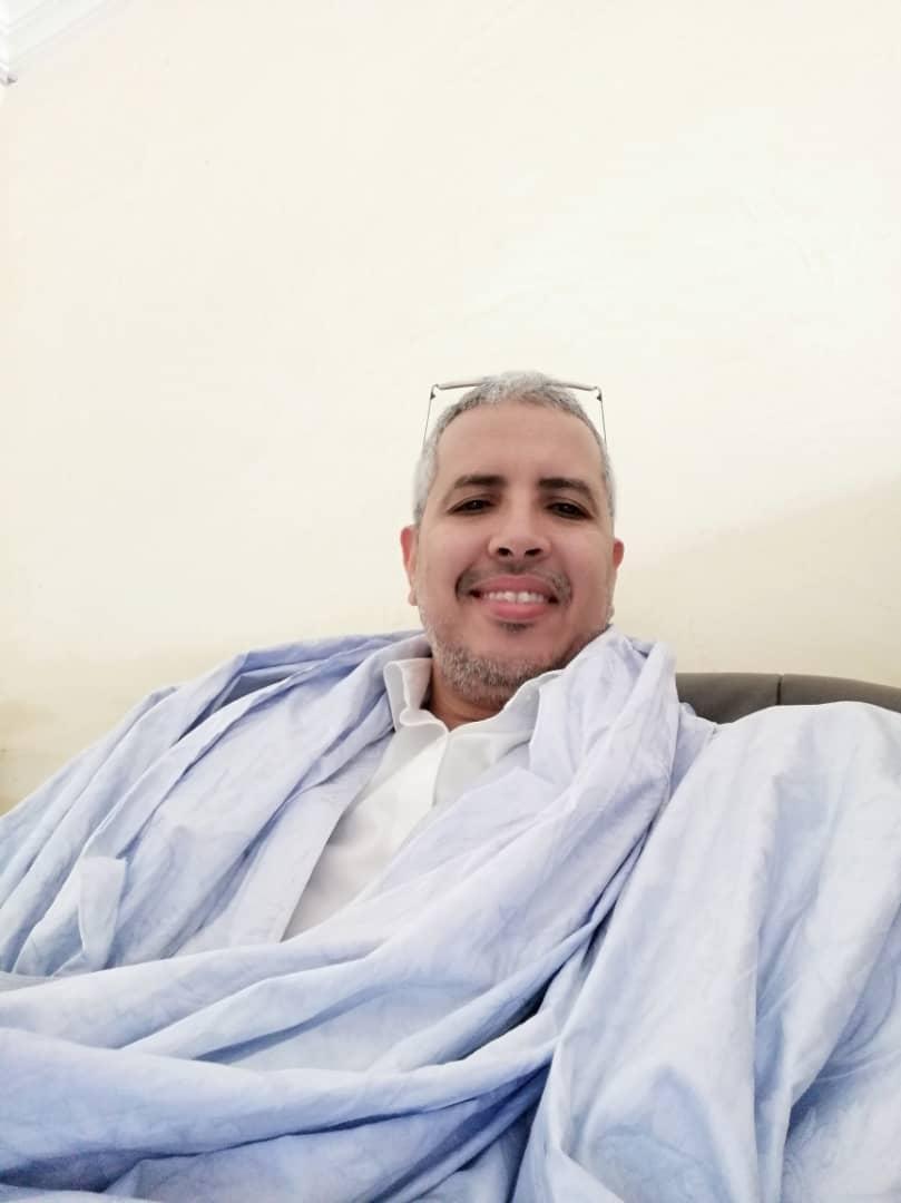 ذ/ احمد سالم مايابي