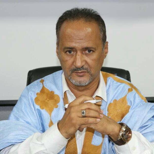 محمد سالم ولد الداه