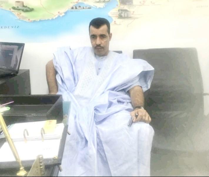 محمد لمام ولد عبد الله