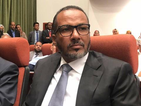 زين العابدين رئيس اتحاد أرباب العمل الموريتانيين