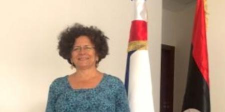 وصول السفيرة الفرنسية لدي ليبيا لمدينة طبرق (صورة)