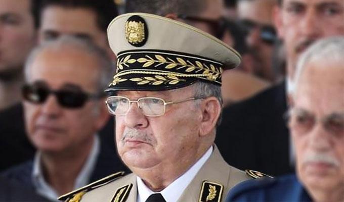 وفاة أحمد قايد صالح رئيس أركان الجيش في الجزائر..