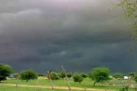أمطار على جديدة على ثلاث ولايات شرق وشمال وجنوب (مقاييس)