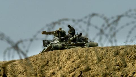 إيران ترسل قوات خاصة لحماية حدودها مع العراق