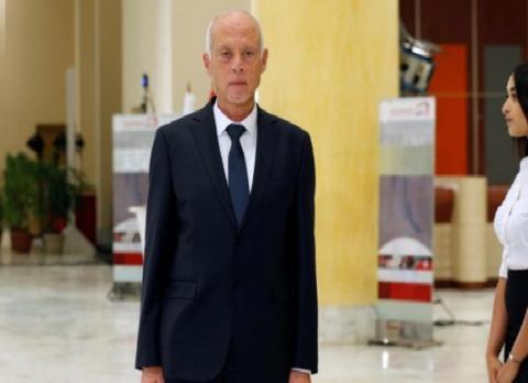 قيس اسعيد الرئيس التونسي