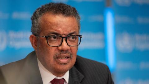 مدير عام منظمة الصحة العالمية