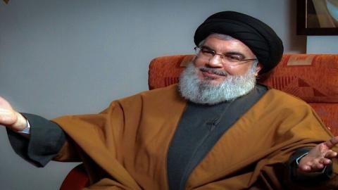 نجل نصر الله يكشف كيف يعد قائد حزب الله خطاباته