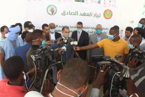وزارة الشؤون الإسلامية تطلق المرحلة الثانية من حملة تعقيم وتنظيف