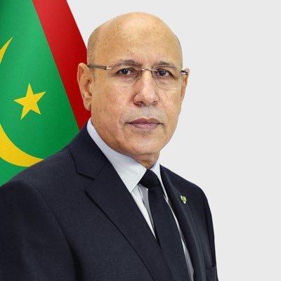 رئيس الجمهورية محمد ولد الشيخ الغزواني