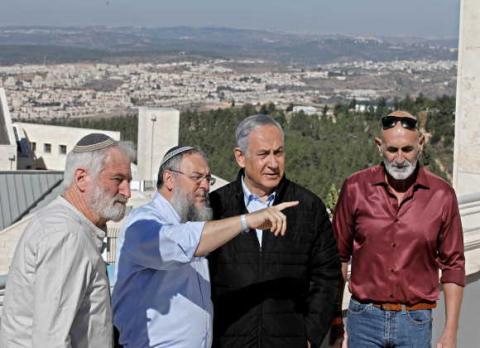 بعد خطوة امريكا بشأن المستوطنات.. نتنياهو يدعم مشروع قانون بضم وادي الأردن لاسرائيل