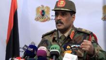 """الناطق باسم """"الجيش الليبي"""" اللواء أحمد المسماري"""