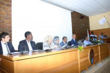 تنظيم ورشة لمناصرة وتقديم خطة عمل اتحاد الرابطات الواحاتية بآدرار
